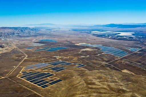 The fully operational California Valley Solar Ranch is one of the world's largest. At 250 megawatts, it is providing clean power to an estimated 100,000 California homes.