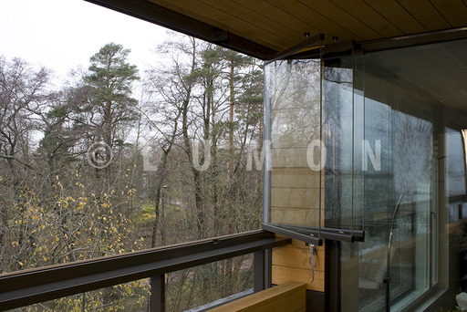 Balcony Glazing Saves Energy and the Environment