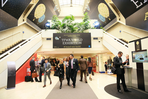 A purposeful atmosphere prevails in the duty free & travel retail exhibition