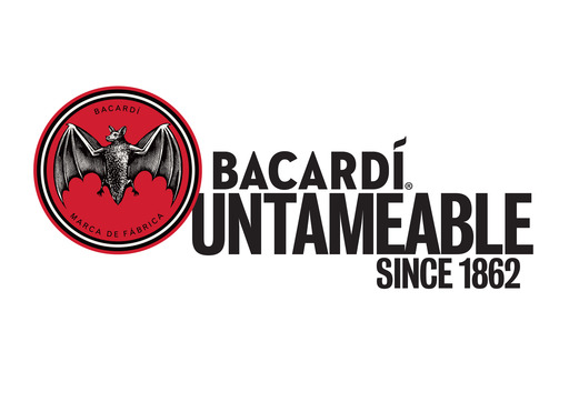 BACARDÍ Untameable Since 1862 logo.