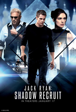 Shadow Recruit Poster