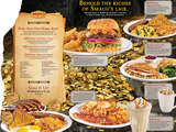 Holiday flavors inspired by ''The Hobbit'' trilogy return to Denny's