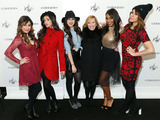 Liz Rodbell & Fifth Harmony at Lord & Taylor's 2013 Holiday Window Unveiling