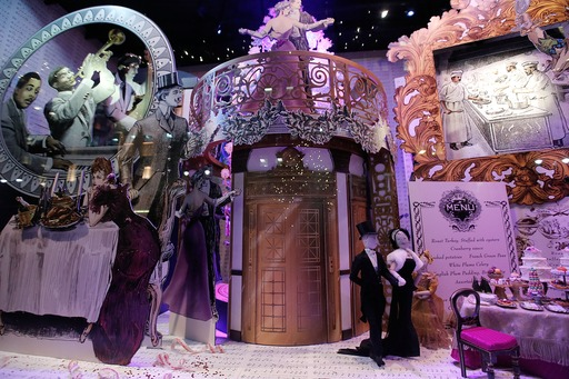 Lord & Taylor's 2013 Holiday Windows