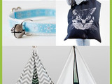 Feastivities.com features a collection of hand-crafted gifts inspired by Fancy Feast. Each gift is exclusively made by a selected designer, with an eye for cat-centric creations.