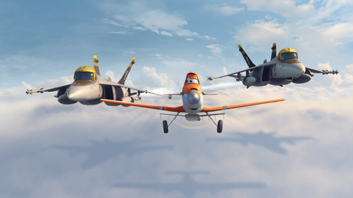 Disney Planes In-Home Release 11/19 Dusty image