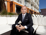"Anthony Melchiorri, ""hotel fixer"" and host of Travel Channel's ""Hotel Impossible."""