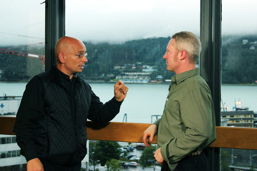 Season 4 Premiere: Anthony Melchiorri must make sure that Joshua is fully prepared to take on the task of running the Alaskan Hotel.