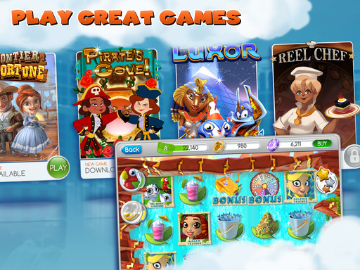 myVEGAS Slots - Play Great Games!