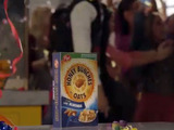 "Honey Bunches of Oats' new brand anthem, ""Smile While You Shake It."""