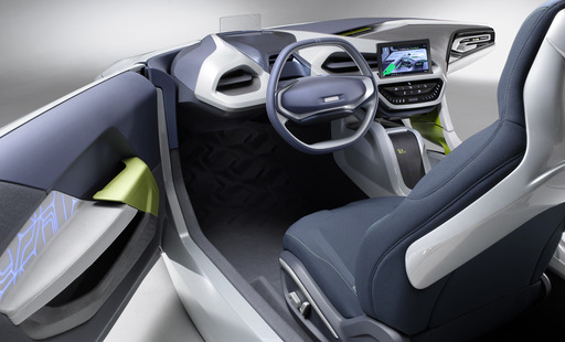 Faurecia's Performance 2.0 is a cabin-full of innovation in design, surfaces, gesture-based connectivity and comfort once found only in premium vehicles, now conceived for affordable mid-market cars