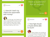 Ask questions and get answers from LeapFrog learning experts