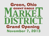 Green Market District Grand Opening