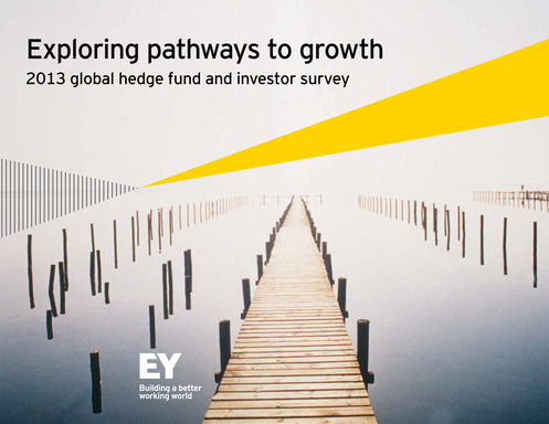 2013 EY Global Hedge Fund and Investor Survey
