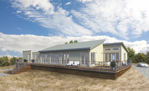 The Baker family turns to Blu Homes to build a Shelter Island dream home that can weather future storms