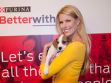 "Beth Stern, pet advocate and author of NY Times Best Selling book ""Oh My Dog,"" spoke about her experiences with fostering pets at the Purina ""Better With Pets"" Summit."