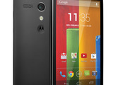 Moto G features a brilliant 4.5-inch HD display