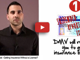 In this brief video, check out a few scenarios where you could be eligible to purchase auto insurance without having a license.
