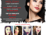 The Ardell GlamourEyes Holiday Lash Contest is now open. Submit your fave lash look and enter to win.