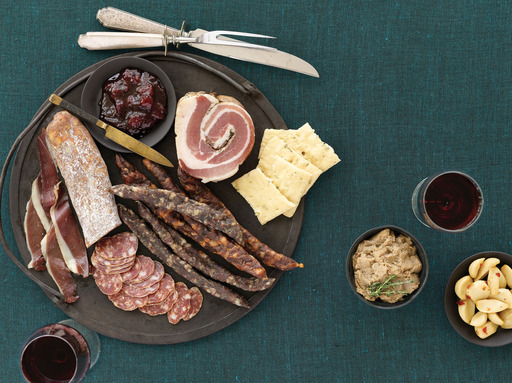 Industry insiders don't often gift charcuterie, but it is on their wish lists (©Mark Ferri Photography)