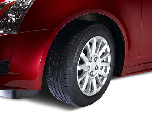 Premier Tire on Vehicle
