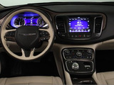 Chrysler 200C Interiors