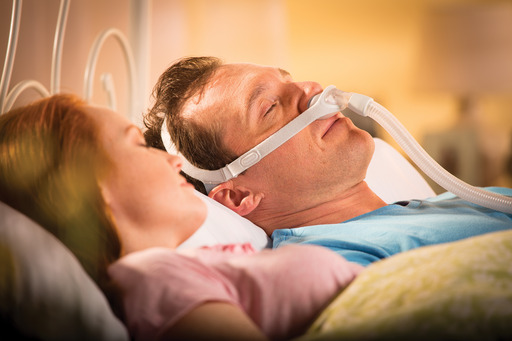 Philips Respironics, the world leader in gel cushion technology, brings the comfort and sealing power of gel to nasal pillows masks.