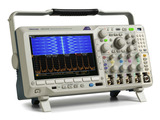 The MDO3000 is the first oscilloscope in its class to include an integrated spectrum analyzer.
