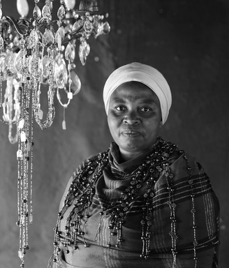 Ubuhle Women: Beadwork and the Art of Independence Portrait of Zondlile Zondo ZaneleMuholi, Photographer
