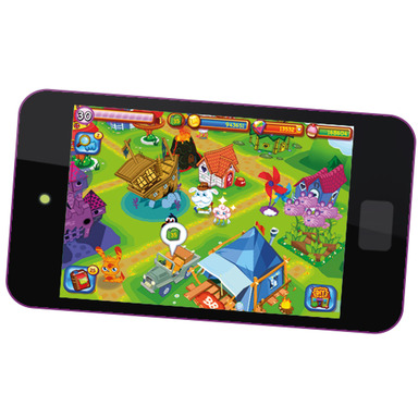Moshi Monsters™ Village is now available worldwide on iOS