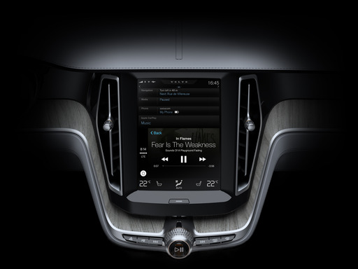 Volvo and Apple Forge Global Alliance