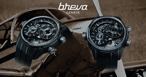 BREVA GÉNIE 02 AIR WATCH