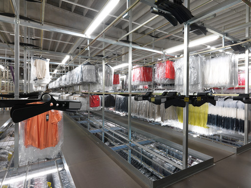 W. P. Carey acquired Tommy Hilfiger's main distribution and logistics center for all of Europe. The facility is located in Venlo, a core logistics hub in the Netherlands.