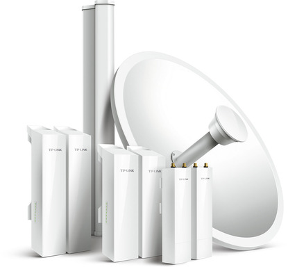 TP-LINK Line of Pharos Outdoor CPE Products