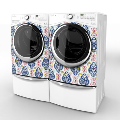 Two unique patterns in-booth for its Whirlpool® Duet® washer and dryer, this customized concept allows consumers to take their design aesthetic to the next level and express their personality with a laundry pair that can complement any space.