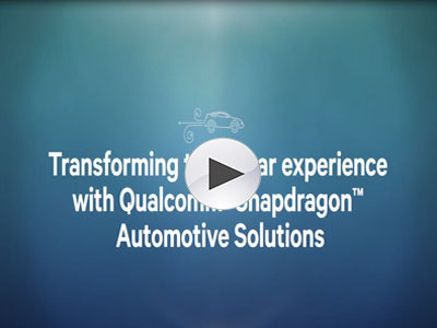 Qualcomm Automotive Solutions Video