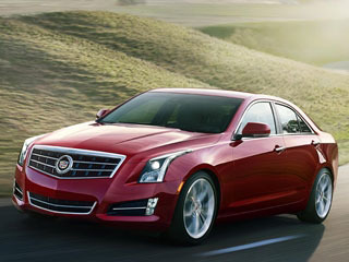 2014 Cadillac ATS: The ATS's sport-sedan chassis, Ritz Carlton interior and $32,000 starting price all make it one of the smartest show-off purchases you can make.