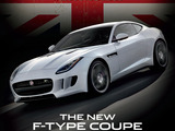 "Jaguar announces three actors to appear in its first Super Bowl spot and reveals creative elements of its ""British Villains"" campaign for new F-TYPE Coupe including this OOH wild postings ad."