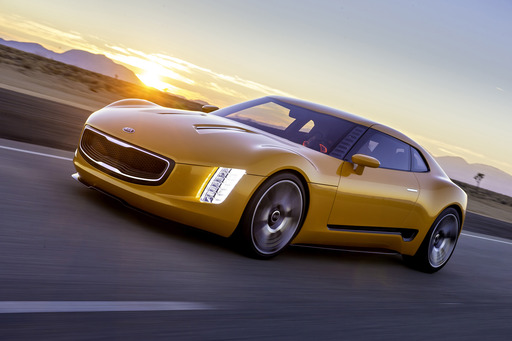 GT4 Stinger Concept, High-Powered Sports Car Focused on Connection Between Driver and Machine Makes World Debut at 2014 North American International Auto Show