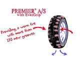 Tire Safety Innovation from Michelin