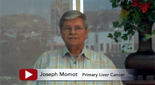 Joseph Momot shares his experience with the non-toxic Issels Integrative Immunotherapy for his chemotherapy-resistant hepatocellular carcinoma