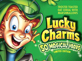 Lucky Charms Cereal Limited Edition Box