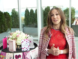 Remarks from Sarah Jessica Parker as she unveils her new Hallmark greeting card collection. Additional remarks from Phil Frerker from Hallmark Gold Crown.