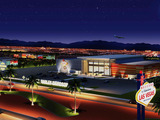 Las Vegas Harley-Davidson® will be located at 5191 S. Las Vegas Blvd., steps from the Welcome to Las Vegas sign. The 50,000 square-foot space holds a dealership, motorcycle rentals and retail store