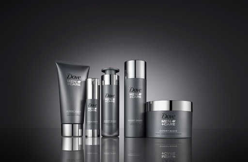 The Dove® Men+Care® Expert Shave range is developed in collaboration with barbers and is clinically proven to better moisturize skin for the ultimate caring shave.