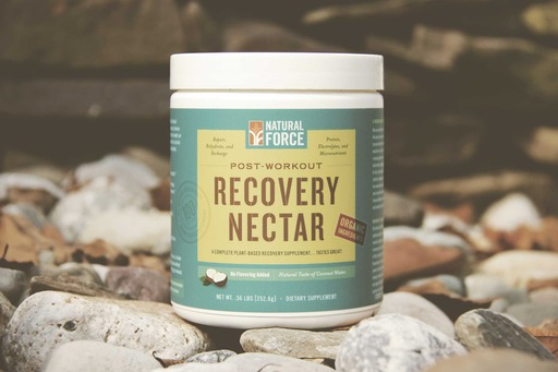 Recovery Nectar is a unique blend of all-natural plant-based ingredients formulated to help maximize recovery, decrease soreness, and recharge your body.