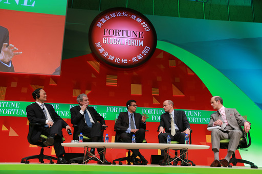 On June 6th-8th,2013,the Fortune Global Forum 2013-the clearest and most direct window  into global economic trends,  was successfully held in Chengdu.