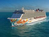 The MTN hybrid communications network is transforming communications at-sea on the New Norwegian Getaway.