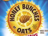 New Honey Bunches of Oats Morning Energy Chocolatey Almond Crunch cereal