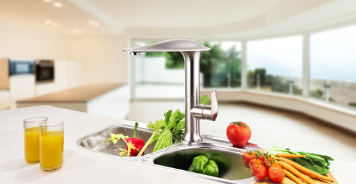 Supor focuses on the design and development of stainless steel faucet